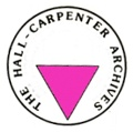 Hall Carpenter Archives