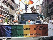 Gay pride marseille 1999